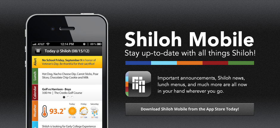 Homepage ShilohMobile3